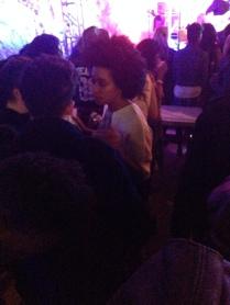 Solange Talking