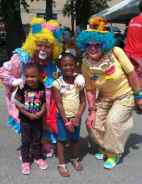 Kiddies at the March of Dimes