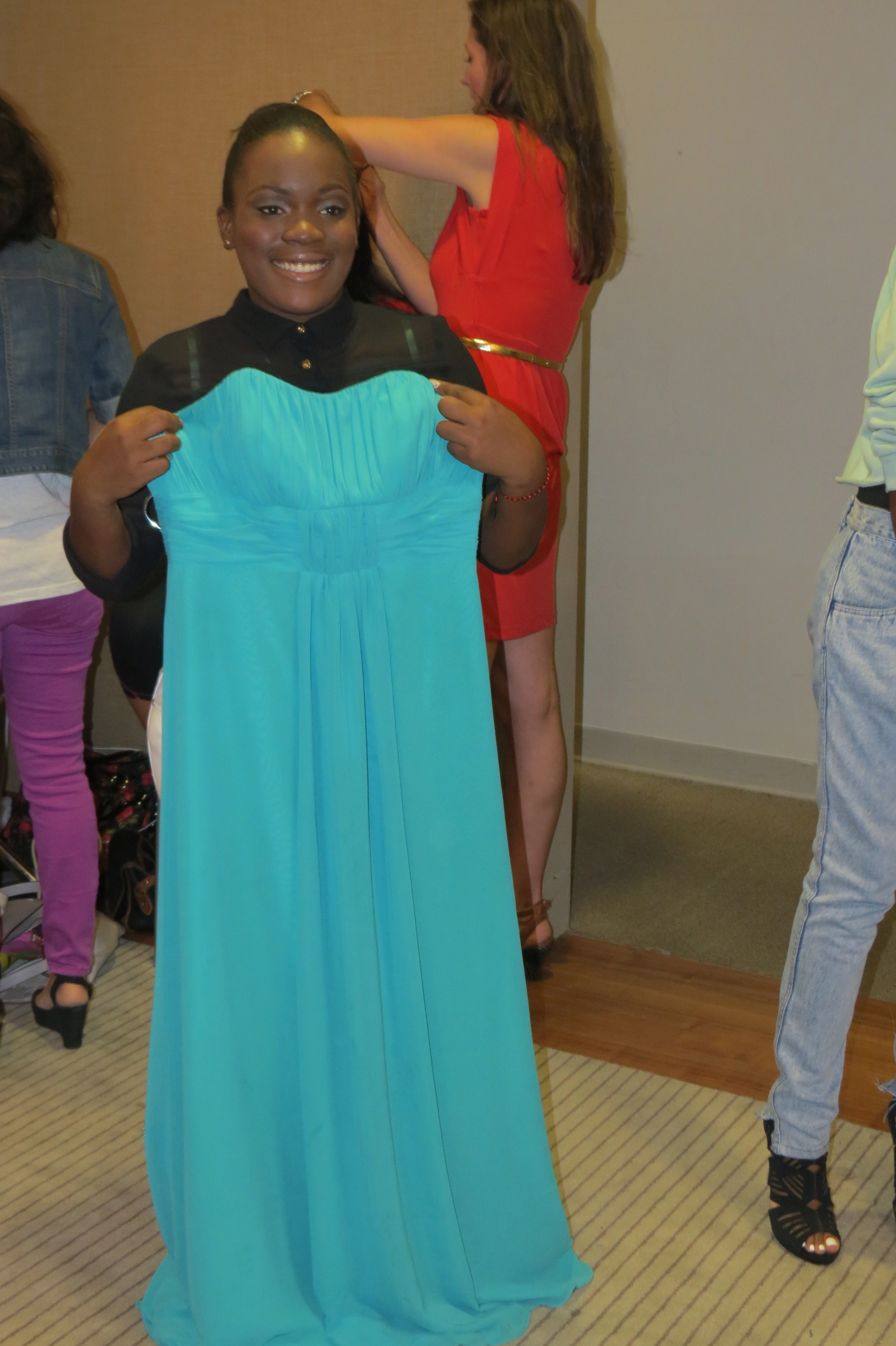 Belle\'s of the Ball: Mia\'s Closet Houston and Macy\'s Helps Girls Get ...