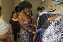 Stylist finding Dresses