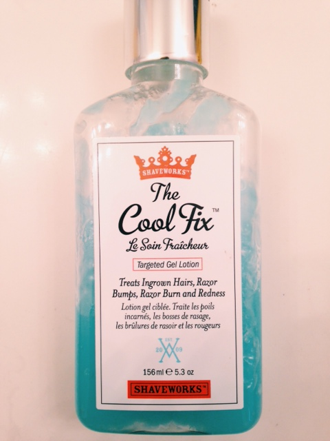 The Cool Fix Gel
